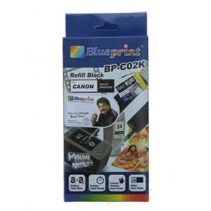 Tinta Refill Canon BP-C02K BLUEPRINT - 8997031730384