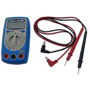 Digital Multimeter HE-930L HELES